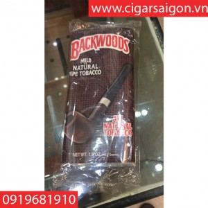 Thuốc hút tẩu backwoods