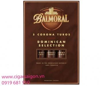 Xì gà Balmoral Corona Tubos 5's