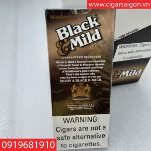 Cigar Black mild-USA