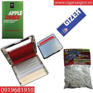 Bộ thuốc lá cuốn tay Mac Baren Apple Choice 1