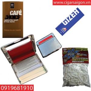 Bộ thuốc lá cuốn tay Mac Baren Cafe Choice 1