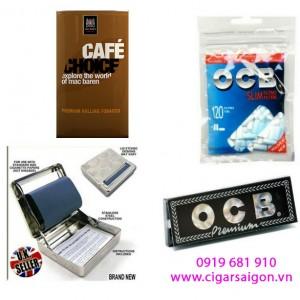 Bộ thuốc lá cuốn tay MAC BAREN CAFÉ CHOICE