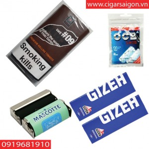 Bộ thuốc lá cuốn tay Mac Baren Cafe #09 Choice 4