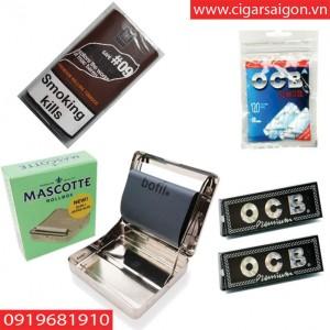 Bộ thuốc lá cuốn tay Mac Baren Cafe #09 Choice 5
