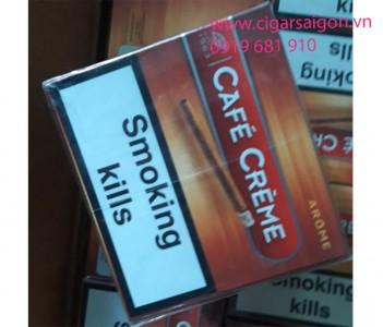 Xì gà Café Crème Arôme hộp giấy