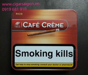 Xì gà Mini Café Crème Red-20 Điếu