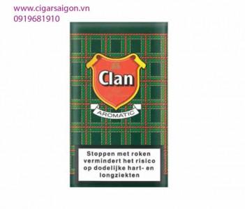 Thuốc hút tẩu Clan Aromatic