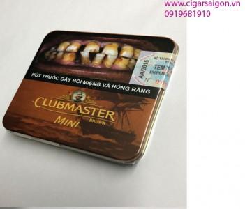 Xì Gà Clubmaster Nâu, clubmaster brown