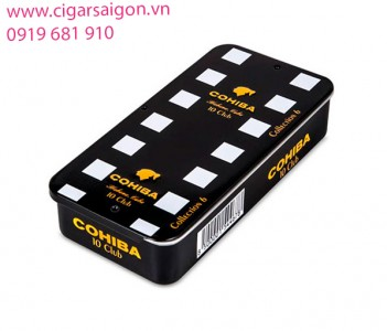 Xì gà Cohiba 10 Club Collection 6