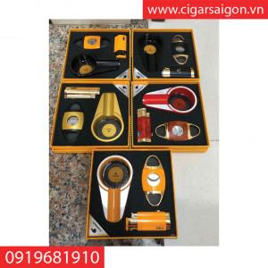 Set phụ kiện xì gà cohiba N001-N002-N003-N004-N004