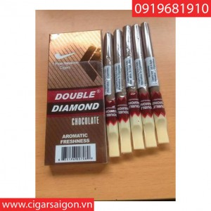 Xì Gà Double Diamond Chocolate