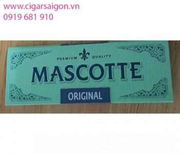Giấy cuốn thuốc lá Mascotte Original