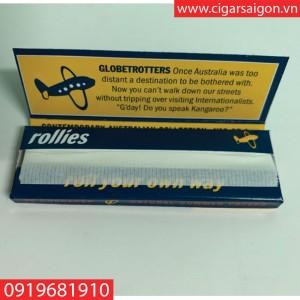 Giấy cuốn thuốc lá Rollies