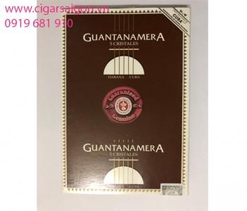 Xì gà Guantanamera - hộp 10 điếu
