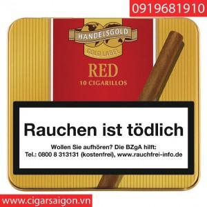 Xì gà Handelsgold Gold Label Red