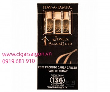 Xì gà Hav-A-Tampa Jewels Black gold