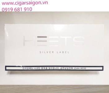 Thuốc IQOS Heets Silver-Hàn