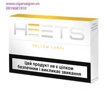 Thuốc lá điện tử Heets IQOS Yellow Label-Nga