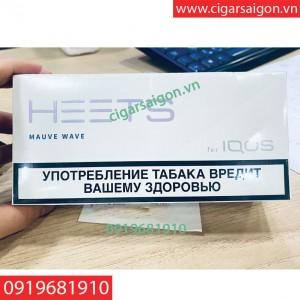 Thuốc lá điện tử Heets IQOS Mauve Wave-Nga