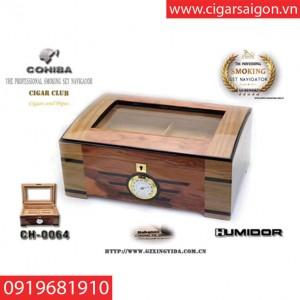 Hộp Giữ Ẩm Xì Gà ( Humidor) CH-0064-12