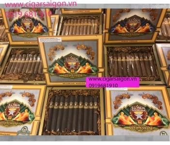 xì gà La Vieja Brazilian Maduro - Bombero