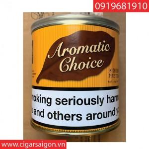 Thuốc hút tẩu Mac Baren Aromatic Choice Lon 125 gram