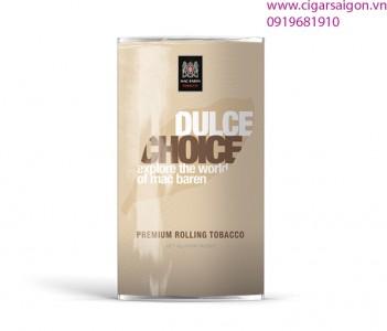 Thuốc lá cuốn tay Mac Baren Dulce Choice