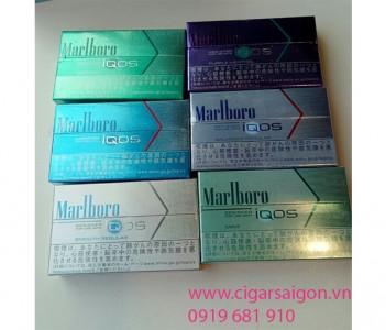 Hộp sạc thuốc lá điện tử Marlboro IQOS