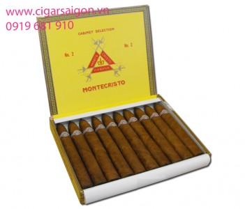 Xì gà Monteristo No2-hộp 10