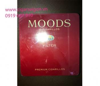 Xì gà DANNEMANN Moods Filtered Premium Cigarillos