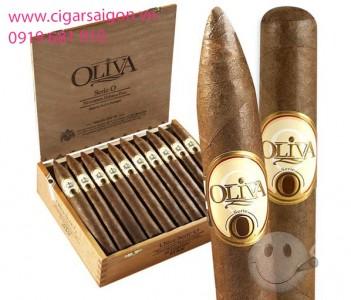 Xì gà Oliva Serie O Double Turo - Hộp 10 điếu