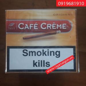 Xì gà Mini Café Crème Original-hộp giấy