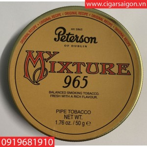 Thuốc hút tẩu Peterson Mixture 965 hàng Mỹ