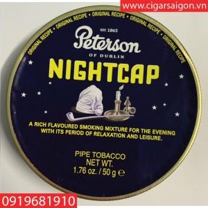 Thuốc hút tẩu Peterson Nightcap Hàng Mỹ