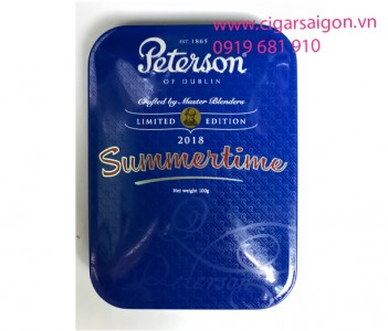 Thuốc hút tẩu Peterson Summertime Blend 2018