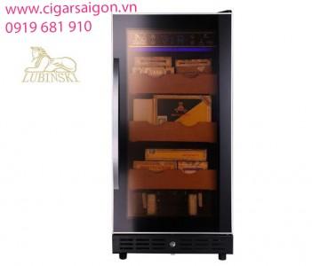 Tủ điện bảo quản giữ ẩm xì gà Lubinski LBS-002
