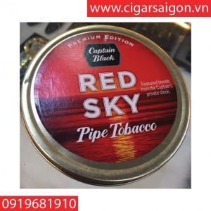 Thuốc Tẩu Hộp Captain Black - RED SKY