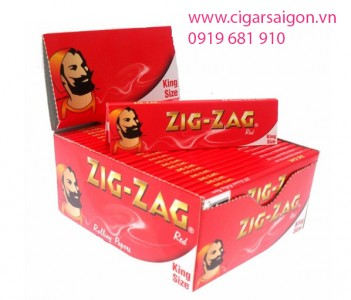 Giấy cuốn thuốc lá Zigzag Red King Size