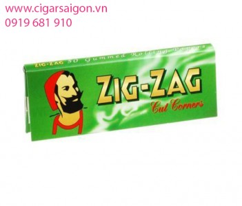 Giấy cuốn thuốc lá Green ZigZag