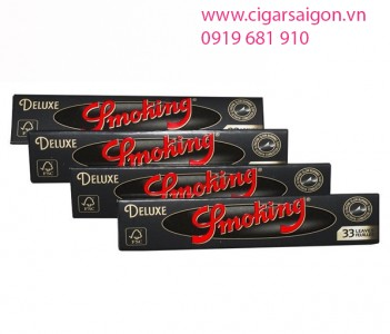 Giấy cuốn thuốc lá Smoking Deluxe King Size