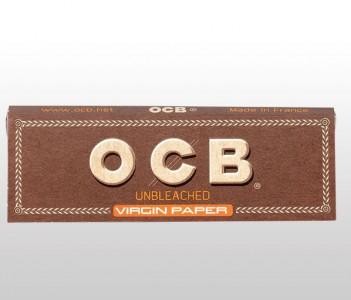 Giấy cuốn thuốc lá OCB Unbleached Slim