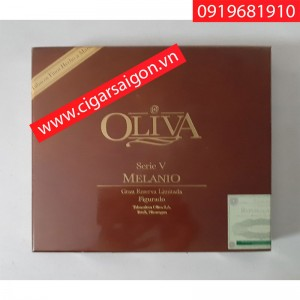 cigar Oliva Series V Menalo Figurado Hộp 10-Hàng nội địa Mỹ