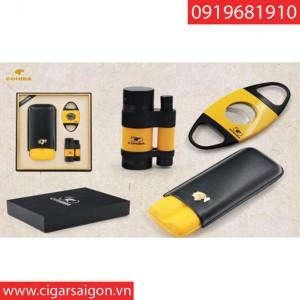 Set phụ kiện xì gà Cohiba N006