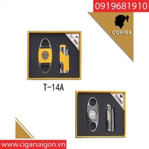 Set phụ kiện xì gà Cohiba N020