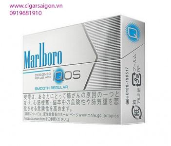 Thuốc lá điện tử Marlboro IQOS Smooth Regular – vị truyền thống nhẹ nhất