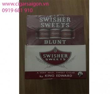 Xì gà Swisher Sweets hương vị Mỹ, swisher sweets blunt
