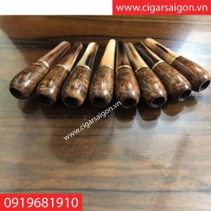 Tẩu hút xì gà Ý TOSCANELLO thạch Nam N003