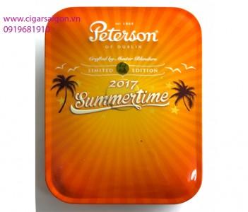 Thuốc hút tẩu Peterson Summertime Blend 2017