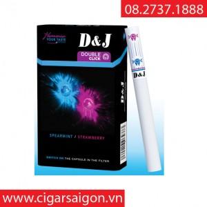 Thuốc lá D&J, Thuốc lá ngoại D&J