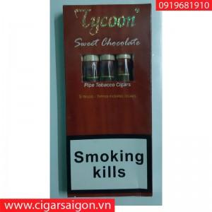 Xì Gà Tycoon Sweet Chocolate hộp giấy